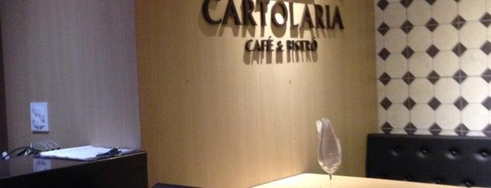 Cartolaria Café & Bistrô is one of Tempat yang Disukai Camila.
