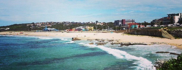 Maroubra Beach is one of Sydney.