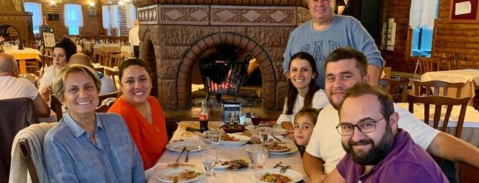Sarnıç Restaurant is one of Locais salvos de Aydın.