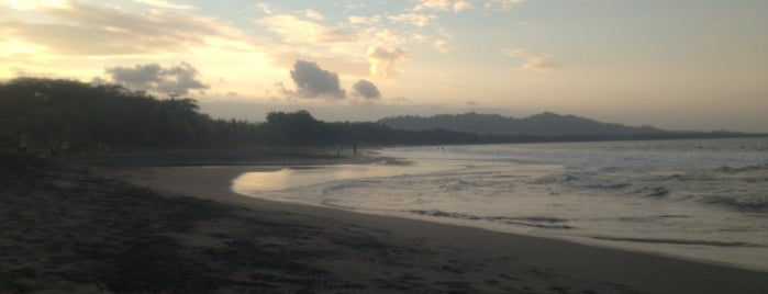 Playa Negra (Puerto viejo) is one of Beach&haven.