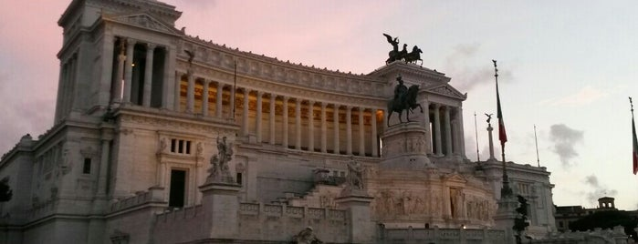 Vittoriano is one of Rome.