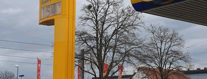 Jet Tankstelle is one of Kreditkartenakzeptanz in Magdeburg.