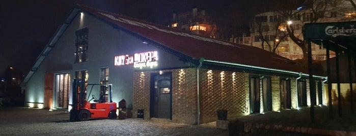 Клуб На Докера is one of Tuba : понравившиеся места.