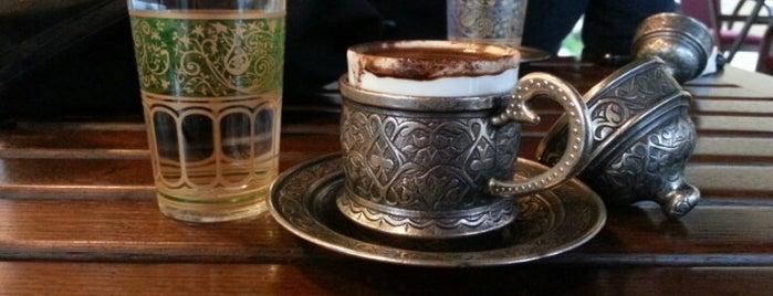 Gar Kahve is one of Tempat yang Disimpan Aydın.
