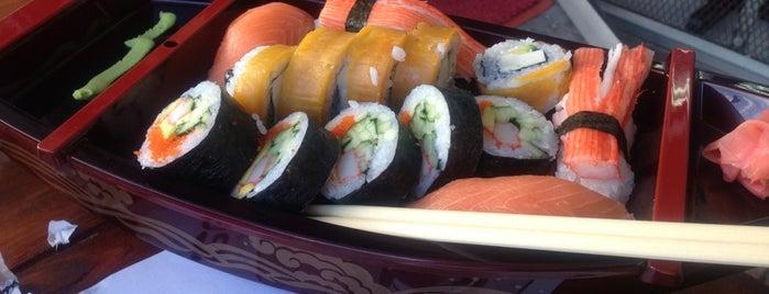 Umai Cocina Japonesa is one of Lieux sauvegardés par HWO.