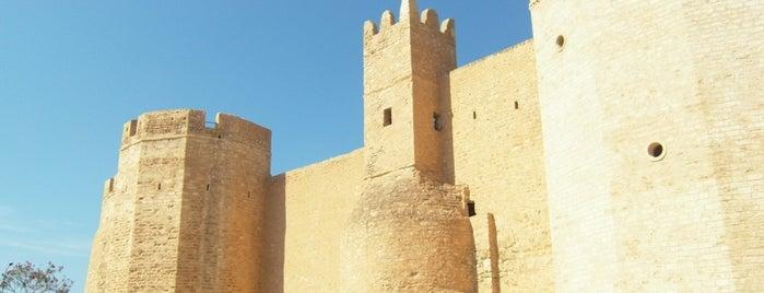 Ribat de Monastir is one of Top photography spots.