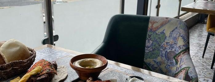 مطعم و مقهى الصافي is one of الطائف.