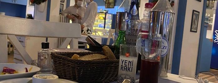 Via Mezze Beylerbeyi is one of Burcuさんのお気に入りスポット.