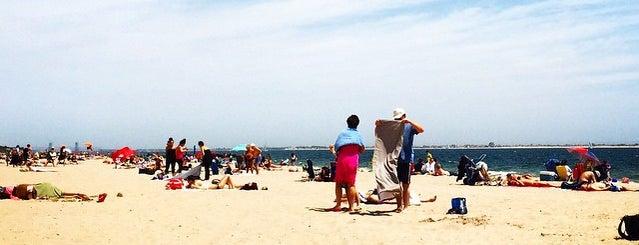 Brighton Beach is one of Нью йорк.