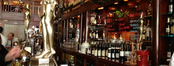 Caribou Cafe is one of Philadelphia's Best Bars 2011.
