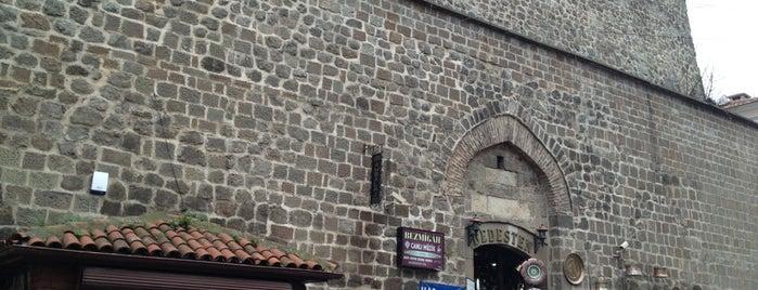 Bedesten is one of Ebru'nun Beğendiği Mekanlar.