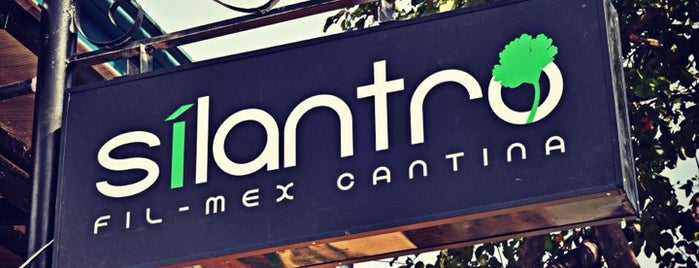 Silantro Fil-Mex Cantina is one of Food: Pasig.