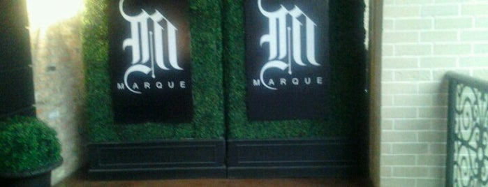 Marque is one of Good beer good times.