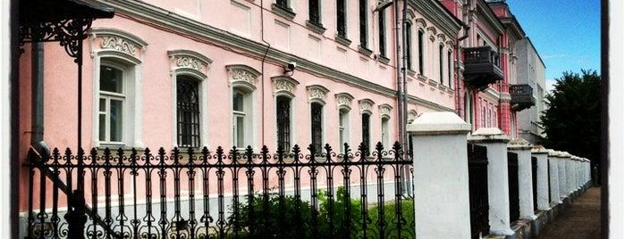 Серпуховский Историко-художественный Музей is one of Orte, die Victoria gefallen.