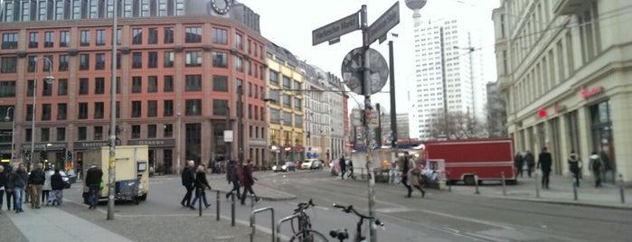 Hackescher Markt is one of Explore Berlin (Alexanderplatz) Like a Local.