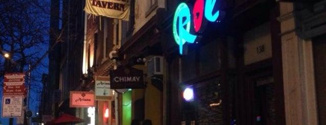 Eulogy Belgian Tavern is one of Favorite Bars.