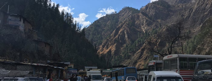 Manikaran Bus Station is one of India North.