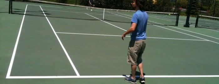 Lenz Tennis Center is one of G : понравившиеся места.