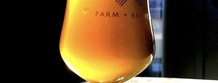 Wheatland Spring Farm + Brewery is one of Amyさんのお気に入りスポット.