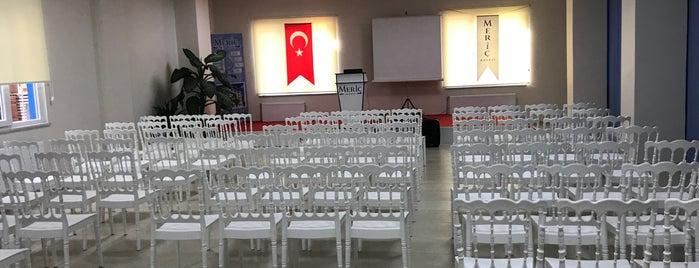 Kırklareli Meriç Koleji is one of Ali : понравившиеся места.