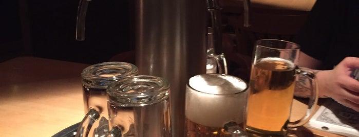 The Pub Berlin is one of Berlin Nightfood.