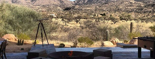Miraval Arizona Resort And Spa is one of Wish List.