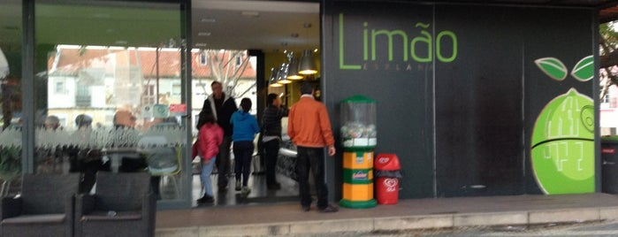 Limão is one of Cafés, Esplanadas & Bares.