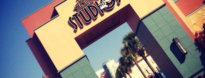 Main Entrance Hollywood Studios is one of Walt Disney World.