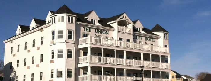 Union Bluff Hotel is one of Dana 님이 좋아한 장소.