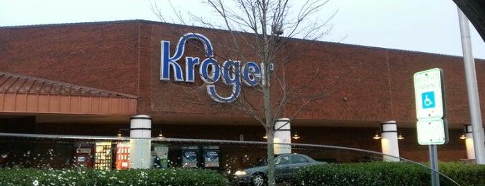 Kroger is one of Locais curtidos por Illya.