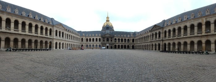 Cour d'Honneur des Invalides is one of Ye 님이 좋아한 장소.