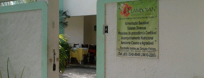 Flamboian is one of restaurantes.