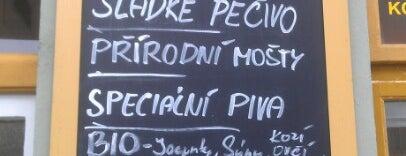 Štefanovo Pekařství is one of Food.