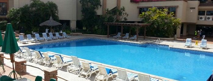 Hotel Playa Mazatlán is one of Lugares favoritos de Jam.
