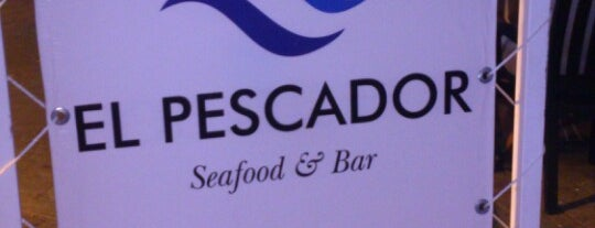 El pescador sea food & Bar is one of Carl 님이 좋아한 장소.