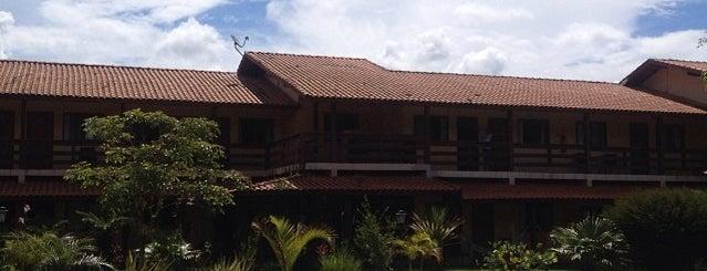 Pousada Recanto Das Gaivotas is one of Posti salvati di Tania Ramos.