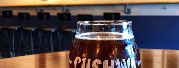 Cushwa Brewing Company is one of Lugares favoritos de Cole.