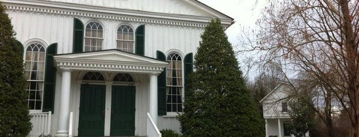 Historic Baldwin Hall is one of Alinka : понравившиеся места.