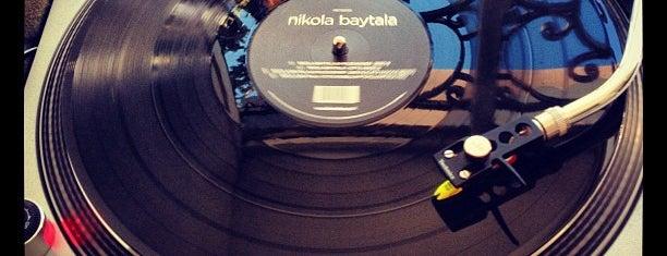 Vinyl Dreams is one of San Fran December Adventures.