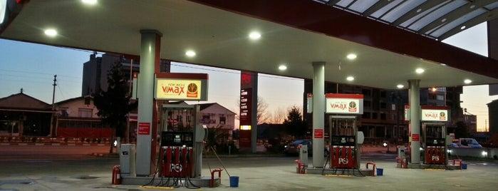 Şenocak Petrol & Koç Restoran is one of Esen : понравившиеся места.