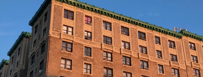 Sugar Hill is one of National Historic Landmarks in Northern Manhattan.