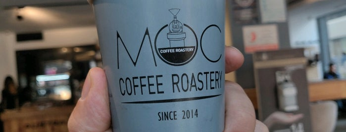 Moc Ministry Of Coffee is one of Locais curtidos por Nilay.