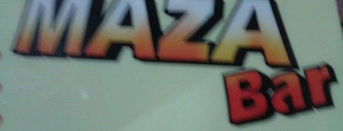 Maza Bar is one of Eduardo'nun Beğendiği Mekanlar.