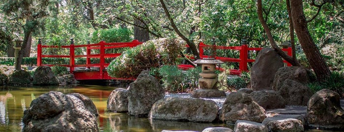 Japanese Gardens at Micke Grove is one of Lugares guardados de Stephen.