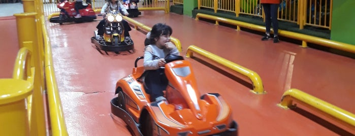Galaxia Game Park is one of Selmaさんのお気に入りスポット.