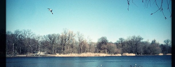 Prospect Park is one of New York: Where to Go.