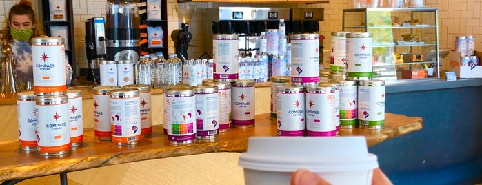 Compass Coffee is one of John: сохраненные места.