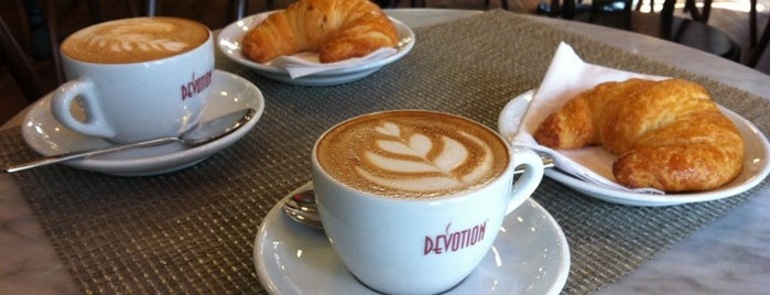 Devotion Cafe Hilton Bogota is one of Colombia.