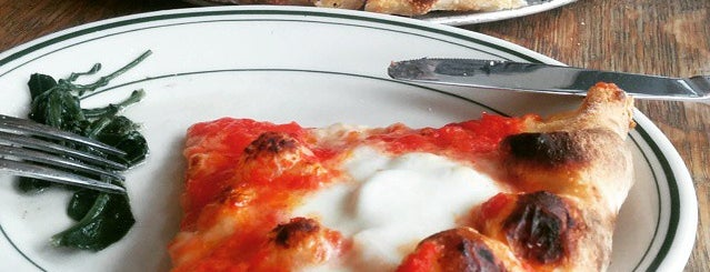 Pizzeria Delfina is one of California here we come.