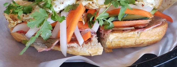Banh Mi Hoi An is one of Mercyさんのお気に入りスポット.